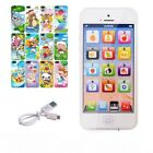 Toy Phone Baby Childrens Y-Phone Educational Learning Kids iPhone TOY 4s 5 Gift