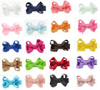 Buy 4 Get 4 Free 10% OFF 5cm Hair Bow Alligator Safe Clip Grosgrain Ribbon Eco