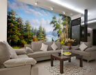 3D Scenic pine 616 WallPaper Murals Wall Print Decal Wall Deco AJ WALLPAPER