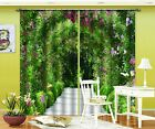 3D Arches Plant049 Blockout Photo Curtain Print Curtains Drapes Fabric Window UK