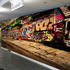 3D Graffiti street art  WallPaper Murals Wall Print Decal Wall Deco AJ WALLPAPER