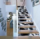 3D Stones Stream 2 Stairs Risers Decoration Photo Mural Vinyl Decal Wallpaper US