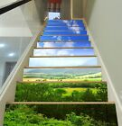 3D Farmlands 076 Stairs Risers Decoration Photo Mural Vinyl Decal Wallpaper US