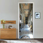 3D Indoor Aisle 43 Door Wall Mural Photo Wall Sticker Decal Wall AJ WALLPAPER AU