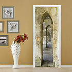 3D Arches 525 Door Wall Mural Photo Wall Sticker Decal Wall AJ WALLPAPER AU