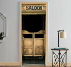 3D Saloon Gate 111 Door Wall Mural Photo Wall Sticker Decal Wall AJ WALLPAPER AU