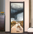 3D Wild Tornado 99 Door Wall Mural Photo Wall Sticker Decal Wall AJ WALLPAPER AU