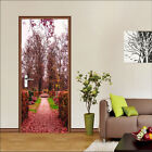 3D Park Scenery 88 Door Wall Mural Photo Wall Sticker Decal Wall AJ WALLPAPER AU