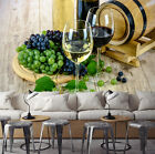 3D Grape Wine 911 Wall Paper Wall Print Decal Wall Deco Indoor AJ Wall Paper