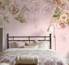 3D Swaying Flowers 1 Wall Paper Wall Print Decal Wall Deco Indoor Wall Murals