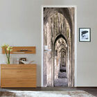 3D Old Arches 228 Door Wall Mural Photo Wall Sticker Decal Wall AJ WALLPAPER UK
