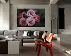 3D Purple Peony 87 Wall Stickers Vinyl Murals Wall Print Decal Art AJ STORE