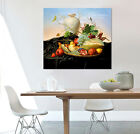 3D Fruit Plate 983 Wall Stickers Vinyl Murals Wall Print Decal Deco Art AJ STORE