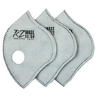 RZ Mask F1 Active Carbon Filters - 3 pcs. - all sizes