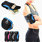 Sports ArmBand Case For iPhone Xs Max Running Jogging Wrist Arm Band Pouch Bag