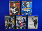 ps2 JAMES BOND 007 Nightfire Quantum Solace Agent Fire Russia Love Everything $15.99 AUD on eBay