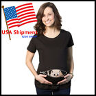 NEW-  Women Maternity Clothes Pregnant T-Shirt Tee Nursing Tshirt Tops Blouse