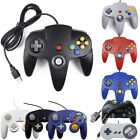 Gaming Controller Pad Joystick For Nintendo N64 / SNES / Wii /Gamecube GC Wii US