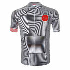 Unisex Outdoor Polyester Riding Cycling Short Sleeve Bicycle Jersey MTB Bike Spo