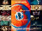 "2001: A SPACE ODYSSEY 1968 Baby In Eye ULTIMATE TRIP = POSTER 7 SIZES 19"" - 36"""
