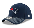 NEW ERA 39THIRTY NFL SIDELINE 2017 NEW ENGLAND PATRIOTS