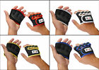 BooM Pro Weightlifting Gym Straps Neoprene Grip Straps Training Gloves Hand Wrap