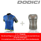 DODICI A010-ST Retro Reflective Safety Jersey Power Dry Clothing Coolmax XS~3XL