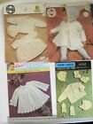 Special BABY Outfits - Knitting Sets 3 & 4 Ply - Choice - 6 Books B21