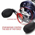 10+1BB Bait Casting Fishing Reel G-Ratio 6.3:1 Baitcasting Fishing Reel LU