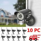 10X IP Camera P2P WiFi Outdoor Waterproof Wireless Night Vision Security Network