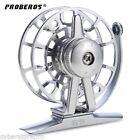 PROBEROS Ultra-light 2+1BB Stainless Steel CNC Machined Ice Fly Fishing Reel