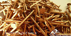COPPER CLOUT ROOFING NAILS/TREE STUMP KILLER 25mm,30mm,38mm,45mm & 50mm 5KG TUB