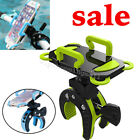 Motorcycle Bike Bicycle Handlebar Mount Holder For CellPhone GPSBuckle Structure