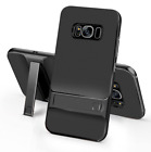 Ultra Slim Shockproof Bumper With Stand Case Cover for Samsung Galaxy S8 S8+
