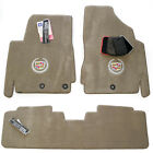 Cadillac SRX Floor Mats - Shale Interior - 32oz 2-PLY In Stock