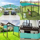 3' FT Waterproof Straight Side Hemmed Sun Shade Sail Canopy Awning Patio Cover