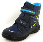 SUPERFIT  Winterboots  oceanblau  GORE-TEX  wasserdicht  WARM  080-81  KLETT
