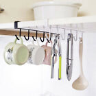 Kitchen Storage Rack Cupboard Hanging Hook & Hanger Organizer Shelf Holder HOT