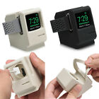 Silicone Dock Station Charging Stand Holder For Apple Watch iWatch 38mm 42mm