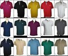 Burberry Brit men's short sleeve nova check placket polo shirt size s,m,l,xl,2xl