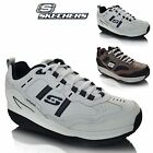 New Mens SKECHERE Shape Ups Memory Foam Running Gym Fitness Trainers Shoes Size