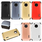 EagleCell Motorola Moto E4 2017 XT1767 (USA Version) Dual Layer Hybrid Case CO1