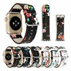 Colorful Leather Band Strap & Adapter iWatch 38/42mm For Apple Watch series 2/1