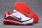 Kyпить NIKE AIR MAX 2017 Men's Running Trainers Shoes White/black/red на еВаy.соm