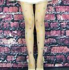 Sexy Unique Tattoo Pattern Pantyhose Cute Design Stockings Costume Accessories