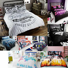 Attractive Design Duvet Quilt Cover Bedding Sets - Pillowcase Single Double King