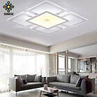 Modern Simplicity Square Ceiling Light 36W Fitting Fixture Lamp Home Decoration