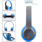 Wireless Bluetooth Sports Headphones With Microphone Portable Stereo FM Headset