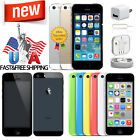 Apple iPhone 5 5C 5S 8GB/16/32GB Factory Unlocked GSM/CDMA Smartphone Brand New
