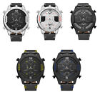 WEIDE Men's Sport Multiple Time Zone Dual Time Display Digital Date Day Watch